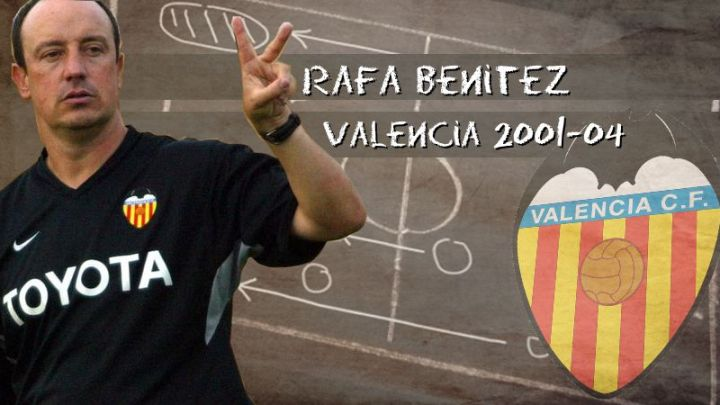 Rafa Benitez y el Valencia 2001-04… Personaliza tu Fifa 21