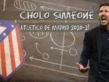 Cholo Simeone y el Atlético de Madrid 2020-21. Cabecera