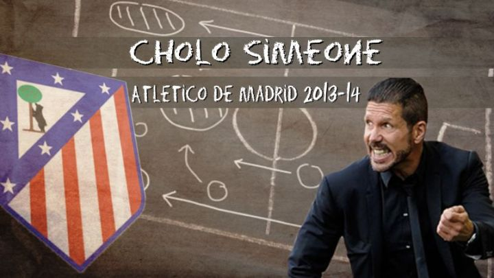 Cholo Simeone y el Atlético de Madrid 2013-14… Personaliza Fifa 21