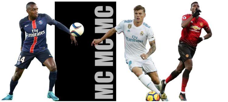 Táctica 5-3-2 MC-MC-MC