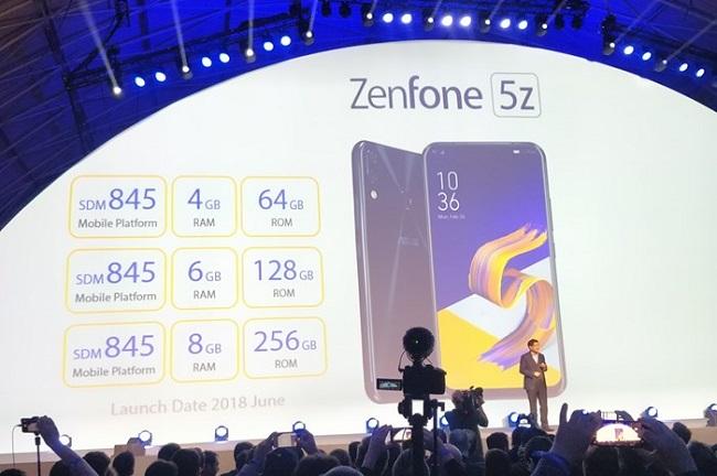 Asus Zenfone 5z precios