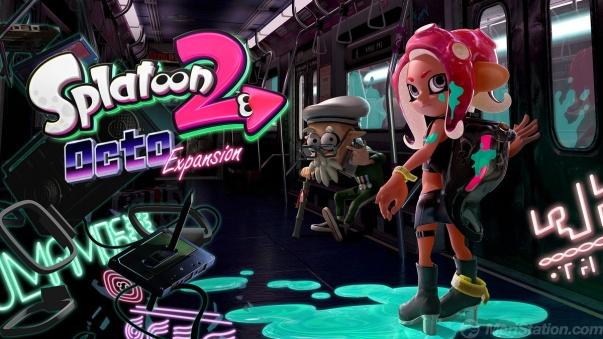 Splatoon 2 OctoExpansion