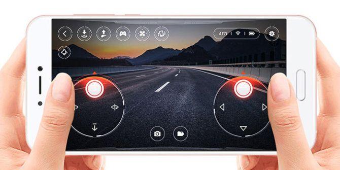 Control-dron-Xiaomi-MiTu