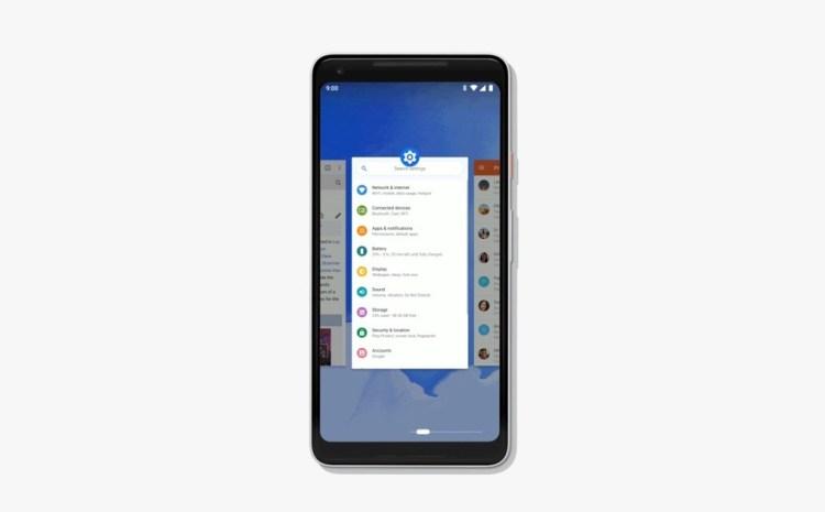 Android P incluirá gestos