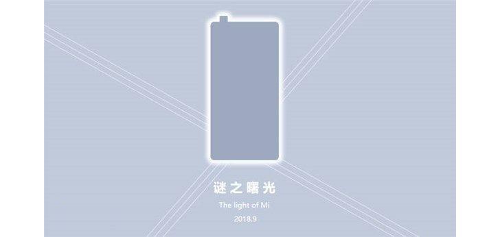 ¿Xiaomi Mi Mix 3?