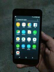 Samsung Galaxy J2 Core ejecutando Samsung Experience