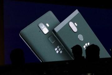 BlackBerry Evolve, presentación.