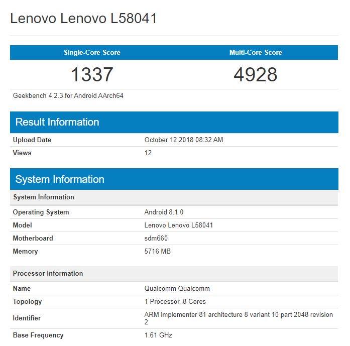 Lenovo-S5-Pro-Geekbench