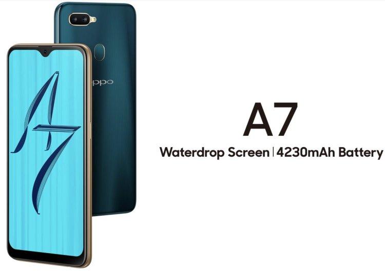 Oppo A7 2