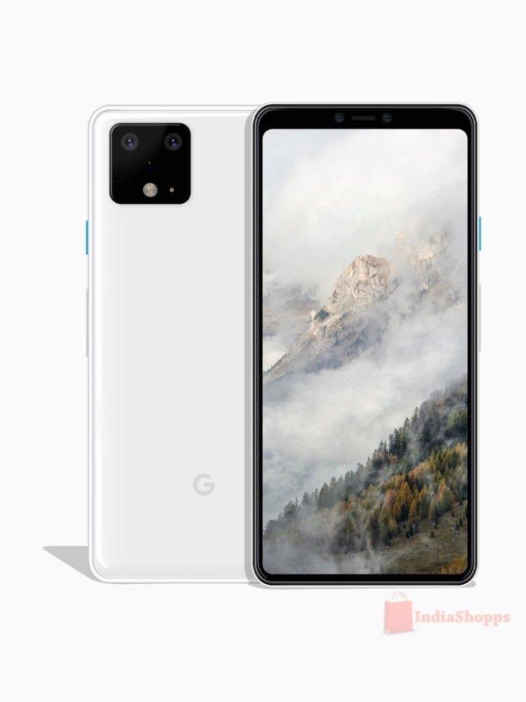 Así luciría el Google Pixel 4.