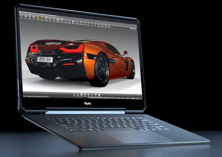 Este es el portátil con el que ASUS quiere competir con la Surface Studio