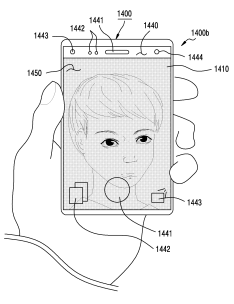 Samsung-Smartphone-patent-with-Flexible-display-4