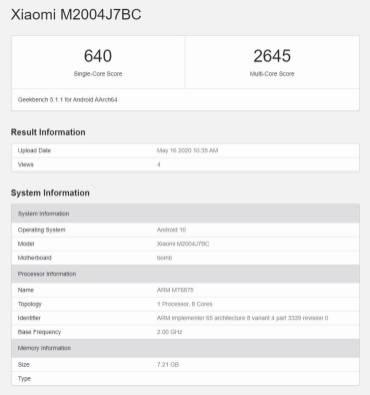 Redmi-Note-10-Pro-M2004J7BC-5G-Geekbench