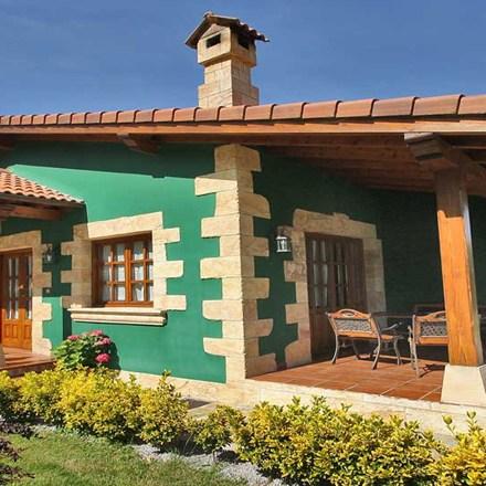 Fachada Casa Rural en Cantabria El Rincón De Lalo