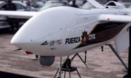 POR FIN ENSEÑAN DRON Y NO ES COMPLETO