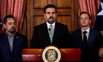EL GOBERNADOR DE PUERTO RICO NO ASISTIRÁ A LAS REELECCIONES