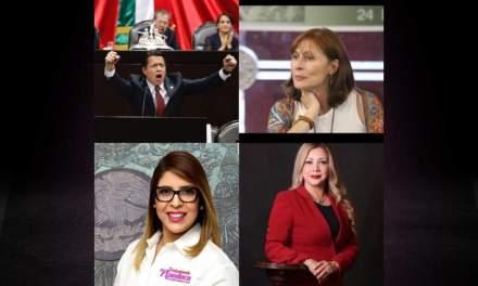 PRESENTARÁN DIPUTADAS FEDERALES PRIMER INFORME LEGISLATIVO