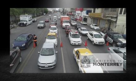 DURANTE EMERGENCIA SANITARIA MONTERREY HA ENTREGADO CERCA DE 70 MIL CUBRE/BOCAS