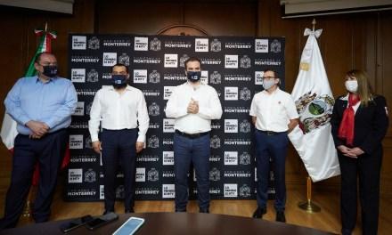 ADRIÁN DE LA GARZA MUESTRA SOLIDARIDAD CON LA CRUZ ROJA, ENTREGA APOYO ECONÓMICO