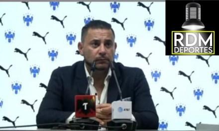 #ALMOMENTO PELIGRA LA CONTINUIDAD DE MOHAMED AL MANDO DE LOS RAYADOS<br>