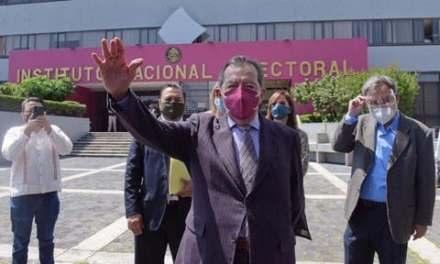 MUÑOZ LEDO ASEGURA QUE LE DARÁ DECENCIA POLÍTICA A MORENA