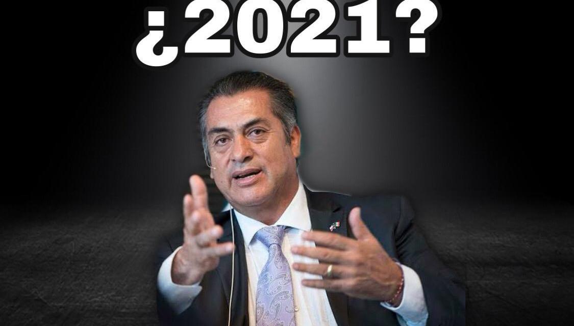"""LA INCÓGNITA PARA GUBERNATURA EN 2021 NO SON LAS ALIANZAS """"LEGALES"""", NO, LO SON LAS NO OFICIALES, EN ESO, EL GOBER SERÁ VITAL PARA INCLINAR LA BALANZA ¿PARA DÓNDE JALARÁ EL BRONCO?"""