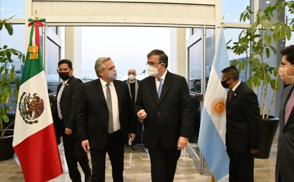 AÚN Y CON MALA ECONOMÍA EN SU PAÍS, PRESIDENTE ARGENTINO SE REÚNE CON EMPRESARIOS MEXICANOS