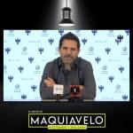 """""""HAY JUGADORES QUE HAN TERMINADO SU CICLO"""", DUILIO DAVINO <br>"""