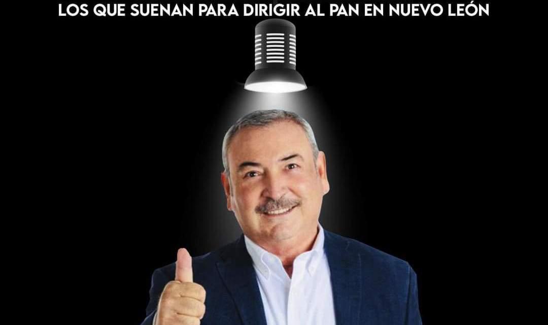PEDRO GARZA TREVIÑO SUENA PARA DIRIGIR A LOS PANISTAS EN NL ¡LES URGE NUEVO RUMBO!