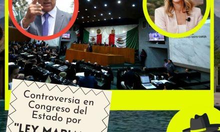 """SI EL CONGRESO APRUEBA """"LEY MARIANA"""" DE SAMUEL GARCÍA, EL BRONCO PUEDE """"VETARLA"""" POR INVADIR SUS FACULTADES"""