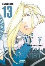 Fullmetal Alchemist (Ed. Kanzeban) N°13