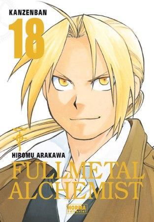 Fullmetal Alchemist (Ed. Kanzeban) N°18