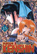 Rurouni Kenshin N°15