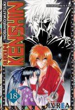 Rurouni Kenshin N°18