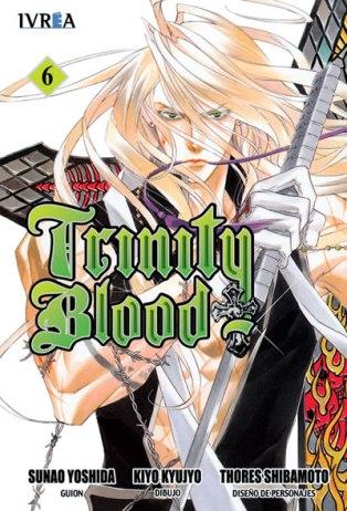 Trinity Blood N°6