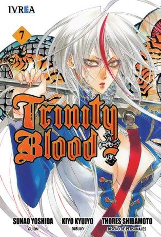 Trinity Blood N°7