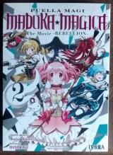 Mahou shoujo madoka magika: The movie - Rebellion N°2