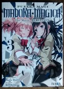 Mahou shoujo madoka magika: The movie - Rebellion N°3
