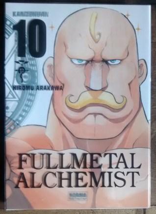 Fullmetal Alchemist Kanzeban N°10