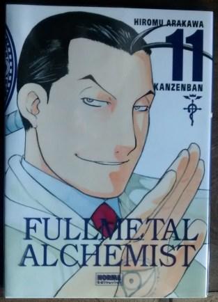 Fullmetal Alchemist Kanzeban N°11