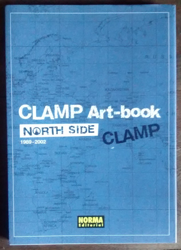 CLAMP Art-book: North side