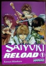 Saiyuki reload N°1