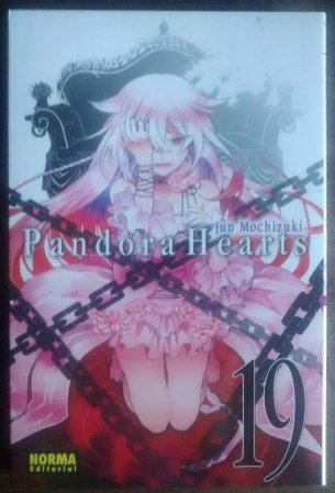 Pandora Hearts N°19