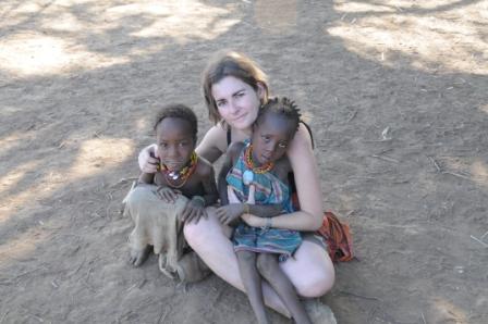 Making friends in Omorate