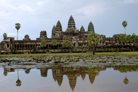Angkor Wat... a classic picture!