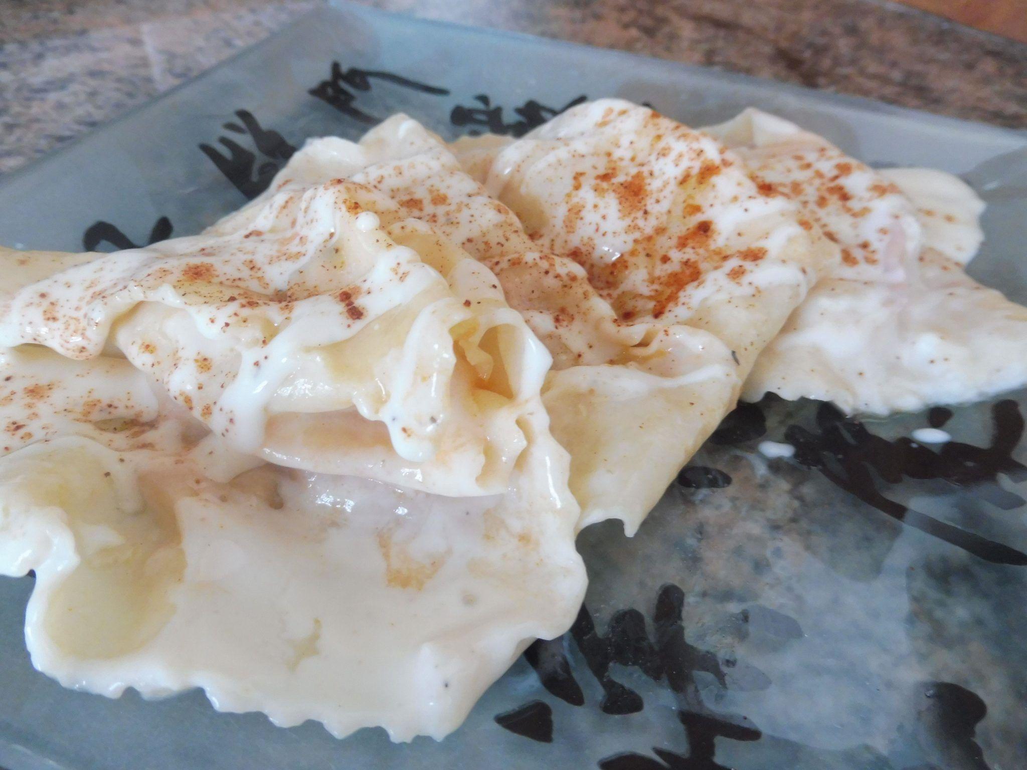 Pasta fresca | Fácil, rápida y riquísima!
