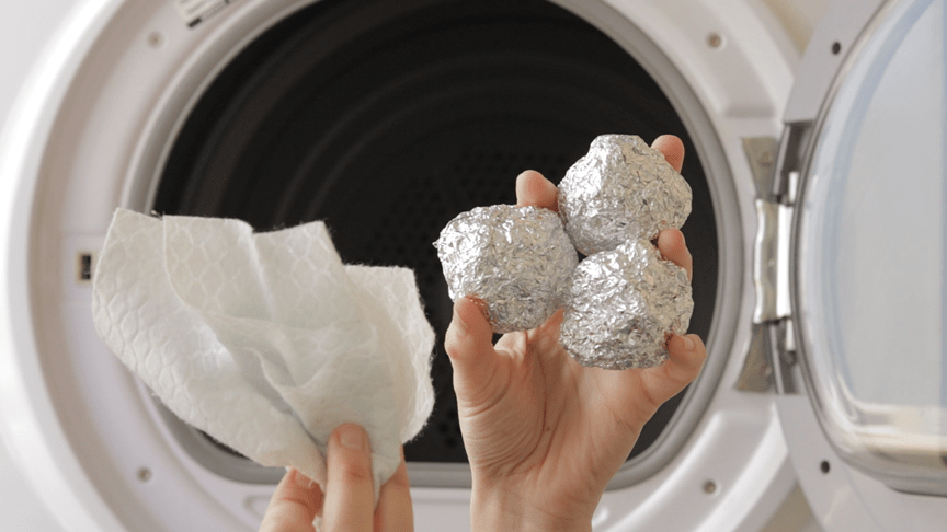 Trucos para la secadora