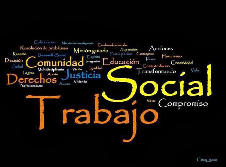 TRABAJO SOCIAL HAZLO CON PASIÓN (2/3)