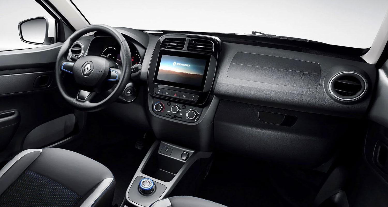 Interior Renault ZTe