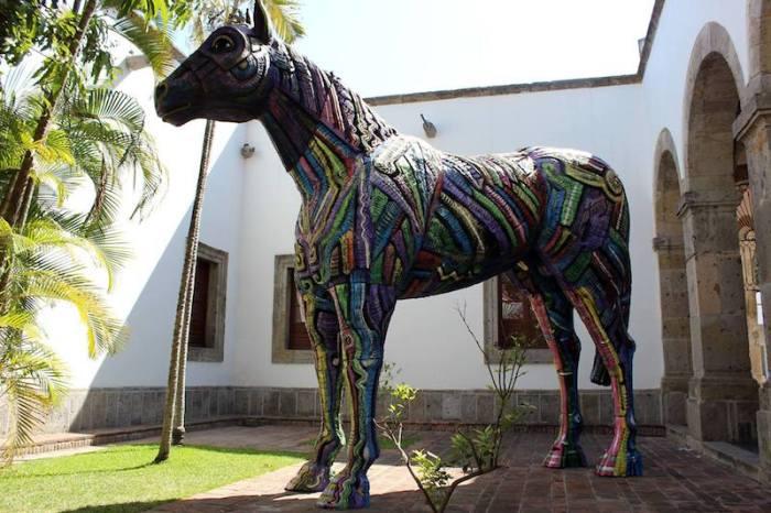 El Cuaco, Instantes Vitales de Carlos Terrés en el Instituto Cultural Cabañas